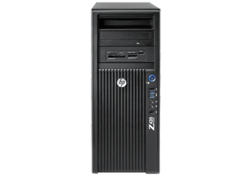 Refurbished HP Z420 - Xeon E5-1650 V2 - Quadro K2000