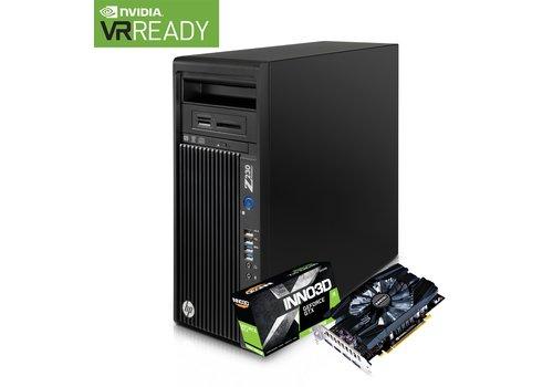Heavy Duty Gaming PC Refurbished HP Z230 - GTX 1660 S 6GB