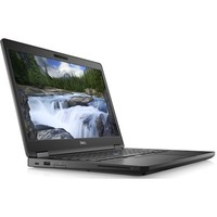 Dell Latitude E5490 - Intel Quad Core i5-8250U - 256GB NVME SSD