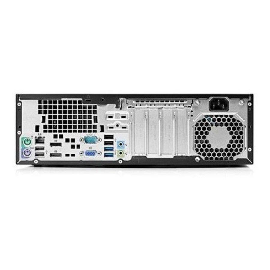 Refurbished HP EliteDesk 800 G1 SFF - i5-4570 - 500GB HDD