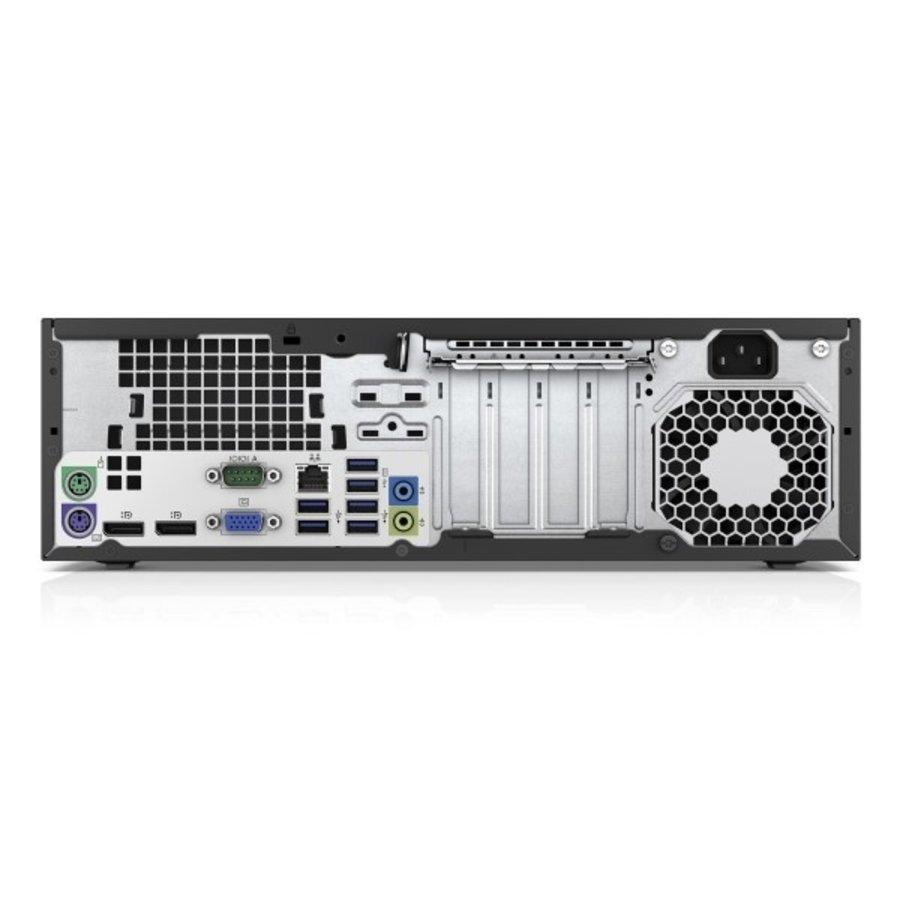 Refurbished HP ProDesk 600 G2 SFF - i7-6700 - 500GB HDD