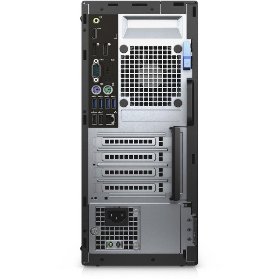 Refurbished Dell Optiplex 5040 MT - i5-6500 - 128GB SSD + 500GB HDD