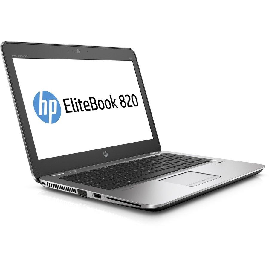 Refurbished HP EliteBook 820 G3 - i7-6600U - 512GB SSD