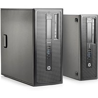 Refurbished HP ProDesk 600 G1 SFF - i3-4160 - 500GB HDD