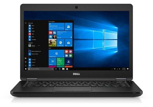 Refurbished Dell Latitude E5480 - i5-7300U - 256GB SSD