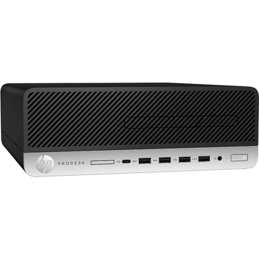 Refurbished HP ProDesk 600 G3 SFF - i5-7500U - 512GB SSD