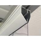 LSTi Aluminium Befestigungsschienen System  für Reinraumvorhang