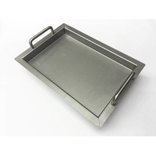 Versandmetall Stainless steel tub R3 welded Material thickness 1.5mm length / depth (a) 200mm outside ground K320 - Copy