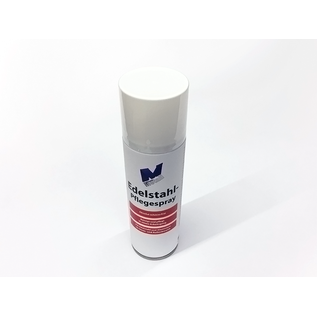 Versandmetall Stainless steel care spray 300ml, stripe-free Cleaning and care in one operation