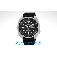 Piezas de reloj Seiko SRP777 - Black Turtle