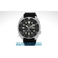 Seiko SRP777 horloge-onderdelen - Black Turtle