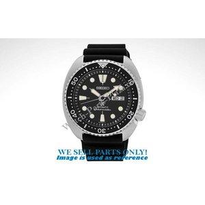 Seiko Piezas de reloj Seiko SRP777 - Black Turtle