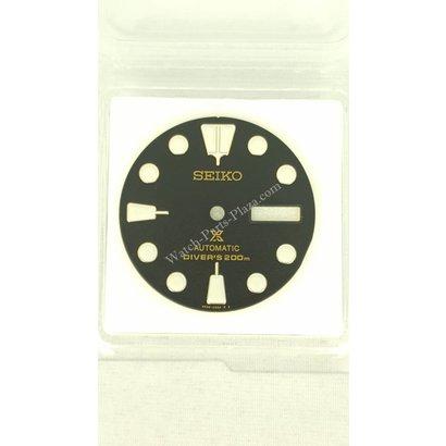 Seiko Seiko SRP775 Horloge Onderdelen 4R36-04Y0 Bezel, Wijzers & Wijzerplaat Prospex Turtle Classic
