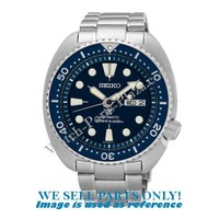 Seiko SRP773 chapter / dial ring - Blue Turtle