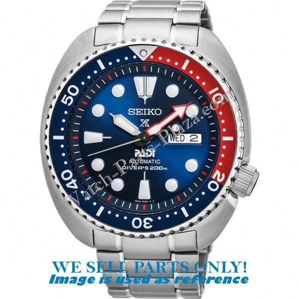 Seiko Seiko Prospex PADI Turtle SRPA21 pointer hands, crown & clasp 4R36-05H0