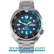 Seiko Seiko SRPB01K1 Watch Parts - Green Turtle