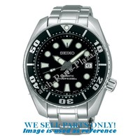 Seiko SBDC031 Watch Parts - Sumo Black