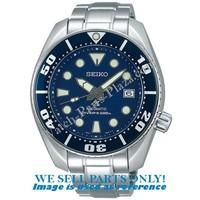 Piezas de reloj Seiko SBDC033 - Sumo azul