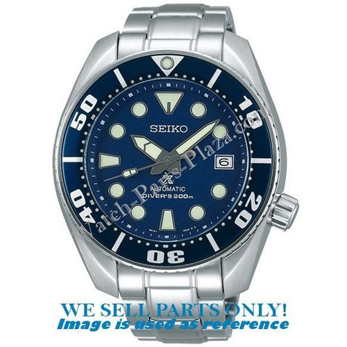 Seiko Piezas de reloj Seiko SBDC033 - Sumo azul
