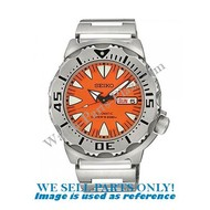 Seiko Seiko SRP309 Horloge Onderdelen - 2nd Generation Monster Orange