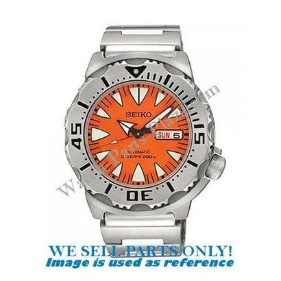 Seiko Seiko SRP309J1 Horloge Onderdelen 4R36-01J0 Horlogeband, Wijzers, Bezel, Kroon & Wijzerplaat