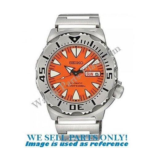 Seiko Seiko SRP309 Horloge Onderdelen - 2nd Generation Monster Orange