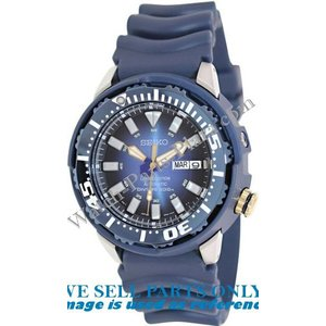 Seiko Piezas del reloj Seiko SRP453K1 - Superior Blue Limited