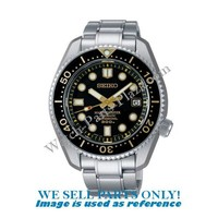 Seiko SBDX012 Gold MM300 Watch Parts -  Marine Master