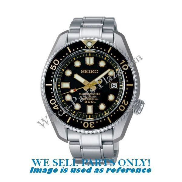 Seiko Seiko SBDX012 Watch Parts 8L35-00G0 Dial, Hands, Bezel,  Bracelet, Crown, Chapter Ring & Glass