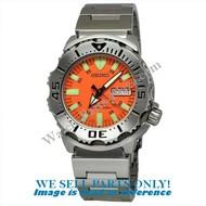 Seiko Seiko SKX781 Horloge Onderdelen - Orange Monster