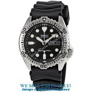 Seiko Piezas del reloj Seiko SKX171K1 - Negro Scuba Diver