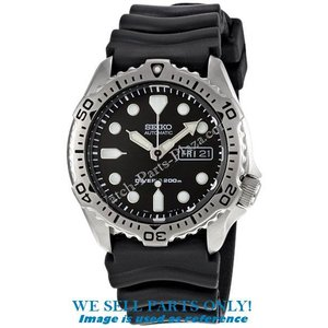 Seiko Seiko SKX171K1 Watch Parts - Black Scuba Diver
