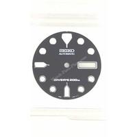 SKX171K1 Black Dial Seiko Scuba Diver 7S26-7020