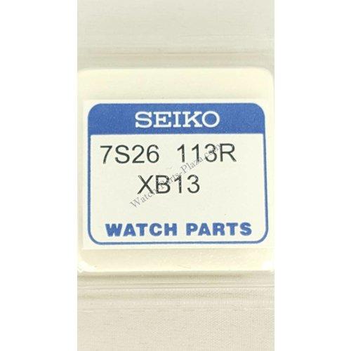 Seiko Dial Seiko SKX171P1 / SKX171K1 Diver black 7S26 7020 7029 Genuine 726113RXB13