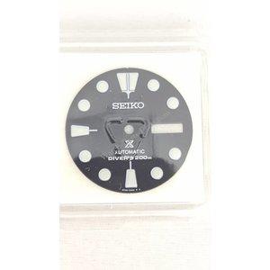 Seiko SRP777K1 Dial negro Seiko Prospex Turtle Diver