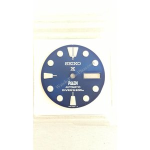 Seiko SRPA21 Dial 4R36-05H0 - PADI Turtle Bleu