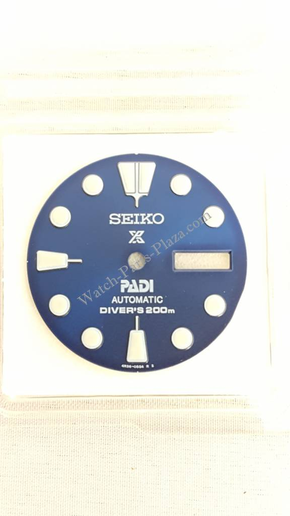 Dial For The Seiko Srpa21 4r36 05h0 Watch Parts Plaza
