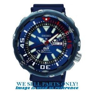 Seiko Piezas de reloj Seiko SRPA83 PADI Tuna