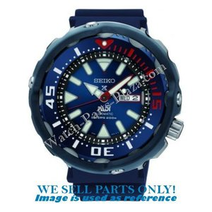 Seiko Seiko SRPA83 horloge-onderdelen PADI Tuna