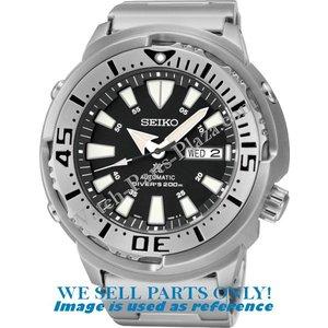 Seiko Piezas de reloj Seiko SRP637K1 - Monster Baby Tuna