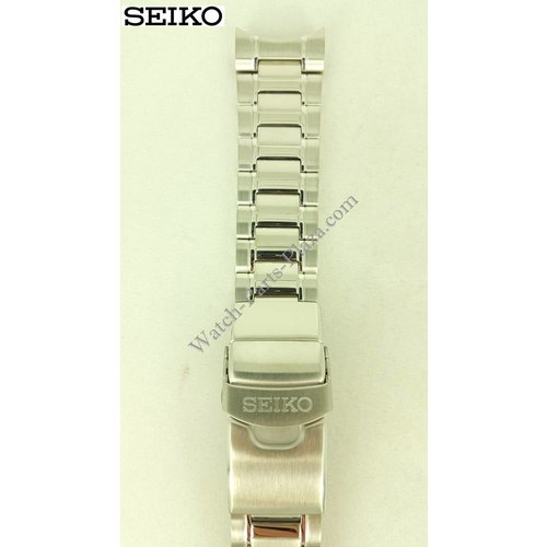 Seiko Seiko SRP491K1 SRP493K1 SRP495K1 Pulsera de reloj de acero inoxidable 4R36-02Z0 Pulsera