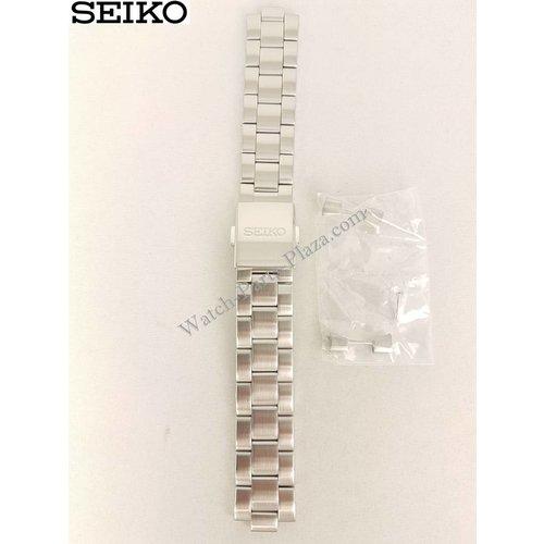 Seiko Seiko SARB027 SARB029 Horlogeband Staal 6R15-00V0