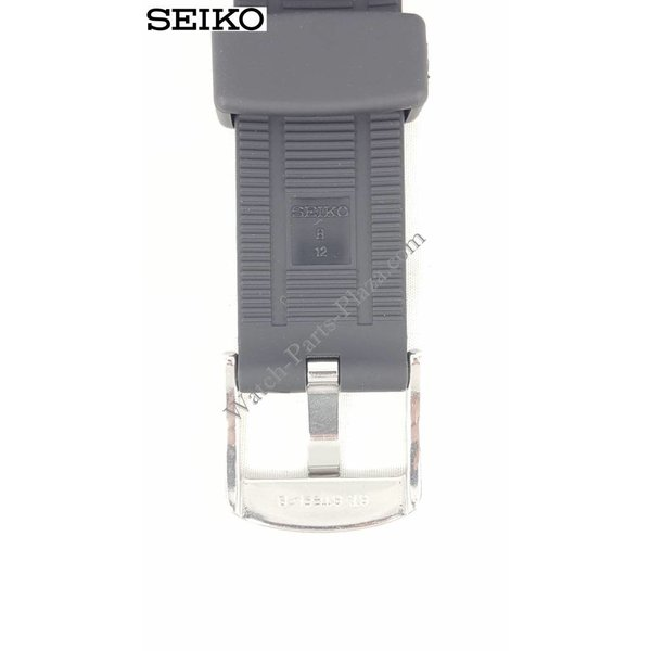 Watch band for Seiko Kinetic 5M62-0CF0 / 7T62-0JZ0