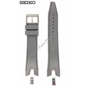 Seiko Bracelet de montre Seiko Sportura SNAF25 Bracelet 7T62-0LA0 21mm