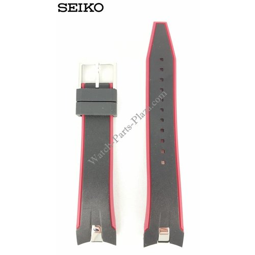 Seiko Watch Band Seiko Sportura SNAE93 Strap 7T62-0LC0 21mm FCB
