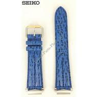 Seiko Seiko SQ100 7N47-6A00 Watch Band 7T32-7C40 Blue