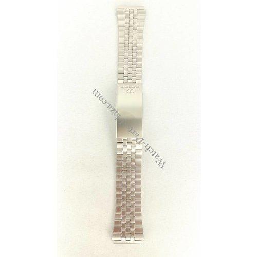 Seiko Seiko Horlogeband Staal 7546-8220 18mm SQ WFJ077