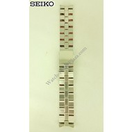 Seiko Seiko SPB001J1 Horlogeband Staal 6R20-00A0 3362 ZC Band 21 mm