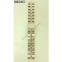 Pulsera de acero Seiko SPB001 6R20-00A0 Banda de reloj 21mm