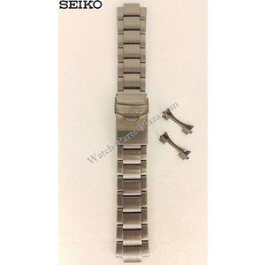 Seiko Seiko 7T94-0BL0 Horlogeband Staal SNN233 SNN237